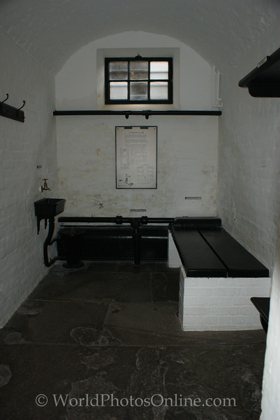 Edinburgh Castle - Military Prison
