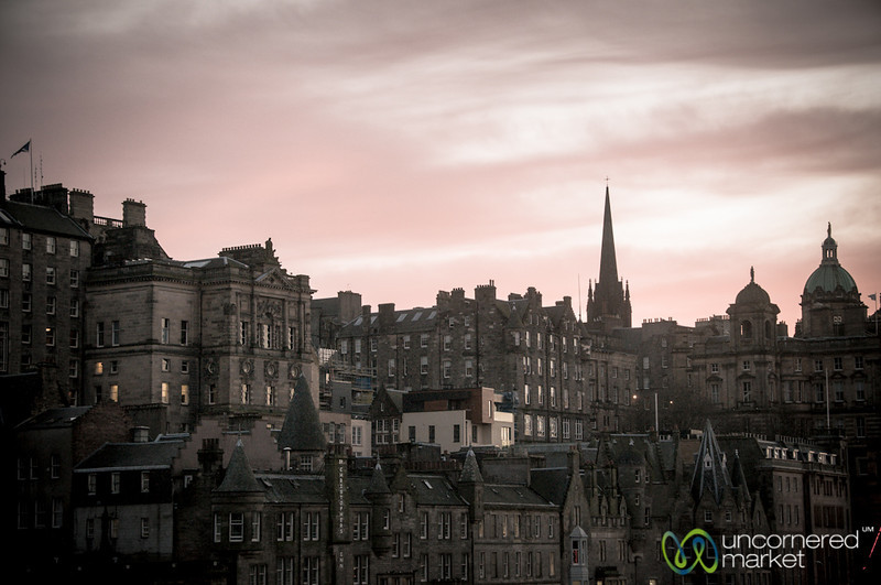 Edinburgh at Dusk - Scotland