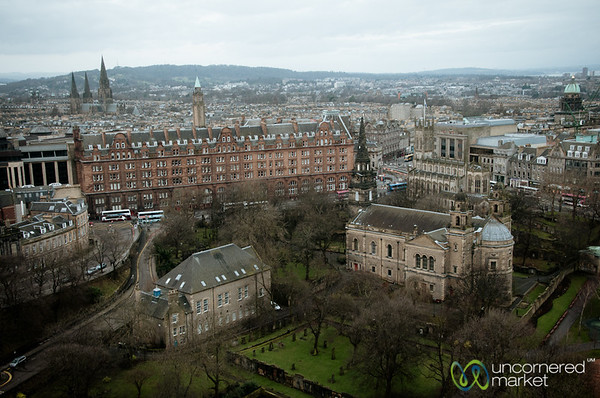 Edinburgh New Town - Scotland