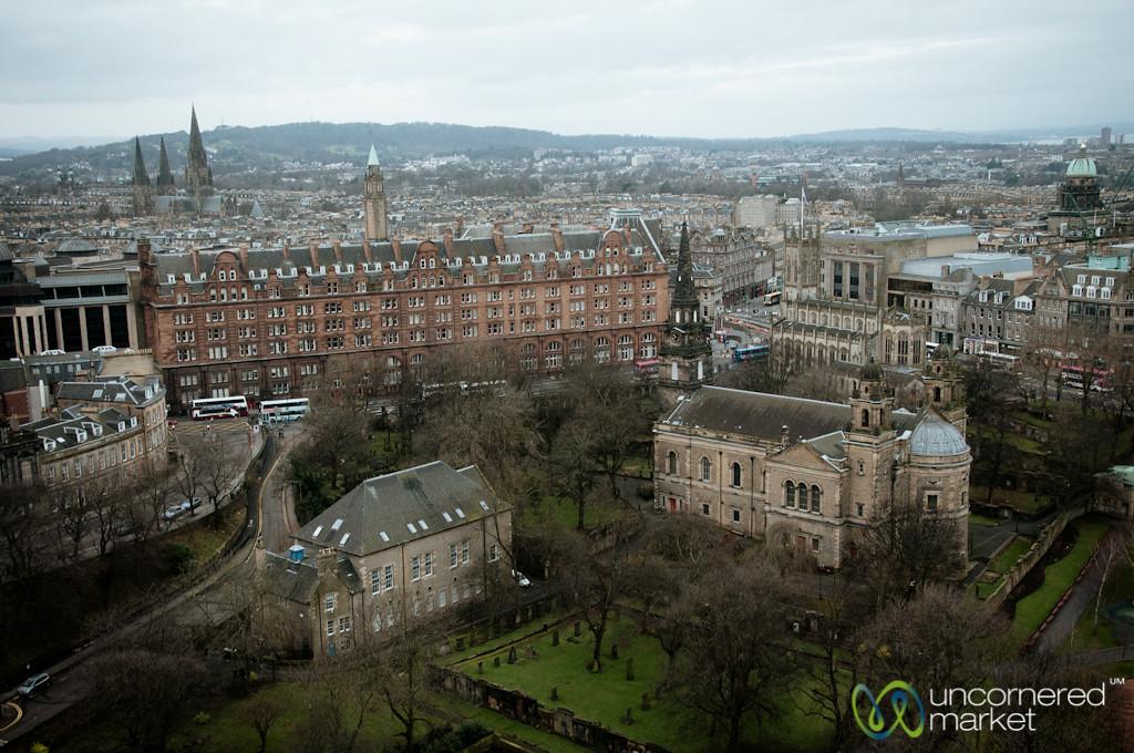 Edinburgh New Town - Scotland