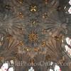 Edinburgh - St Giles Church - Thistle Chapel - Ceiling