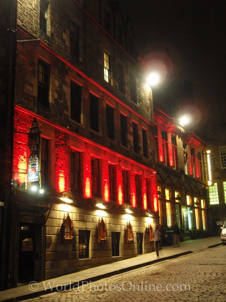 Edinburgh - The Witchery