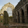 Edinburgh - Holyrood House - Abbey Church