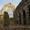 Edinburgh - Holyrood House - Abbey Church