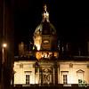 Bank of Scotland at Night - Edinburgh