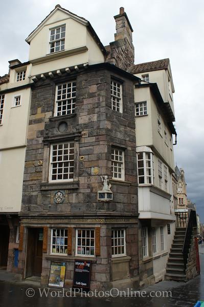 Edinburgh - John Knox's House
