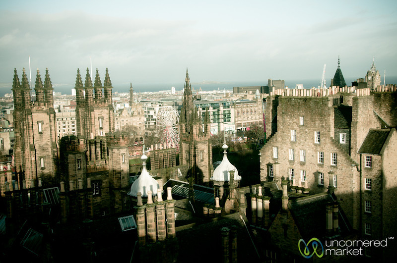 Edinburgh Rooftops - Scotland