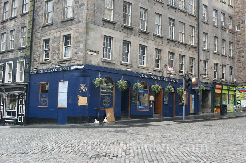 Edinburgh - World's End Tavern