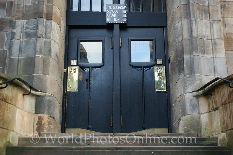 Glasgow - Art School