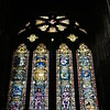 Glasgow - Cathedral - Stain Glass - Eden