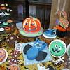 Glasgow - Halloween Cakes