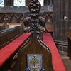 Glasgow - Cathedral - Pew Ornament