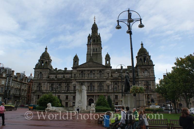Glasgow - City Hall