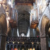 Glasgow - Cathedral - Choir view to Nave