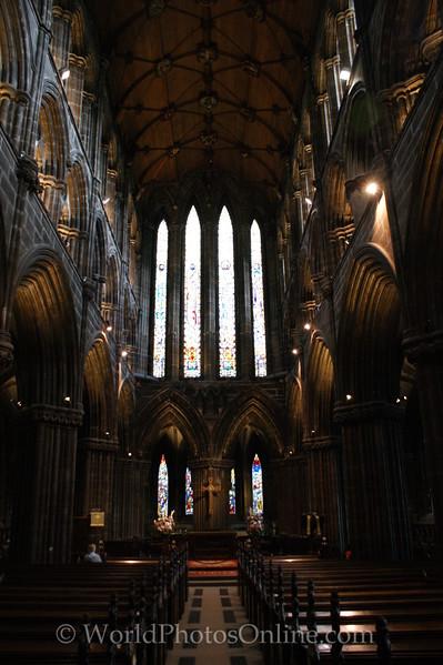 Glasgow - Cathedral - Choir