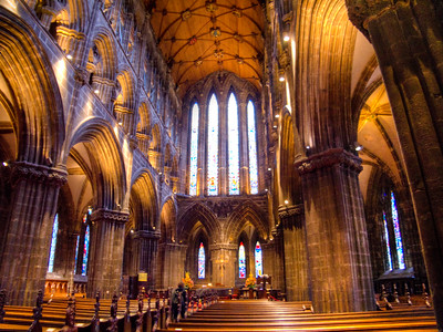 The Oldest Cathedral In Scotland Says A Lot About Glasgow