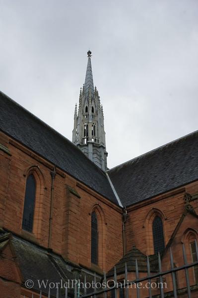 Glasgow - Barony Parish Church