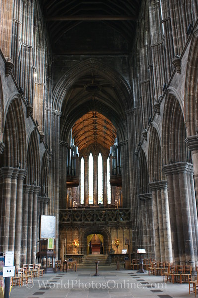 Glasgow - Cathedral - Nave