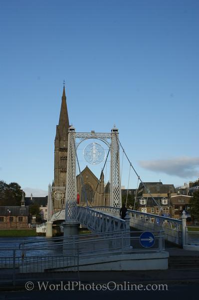Inverness - Pedrestrian Bridge