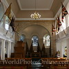 Fort George - Garrison Chapel - Interior