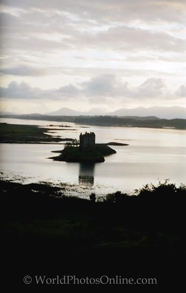 Loch Linnhe - Staker Castle