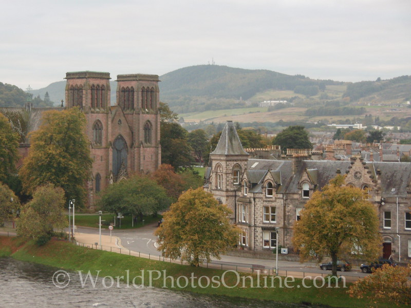 Inverness - Inverness Cathedral