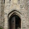 Loch Duich - Eilean Donan Castle - Front Door.JPG