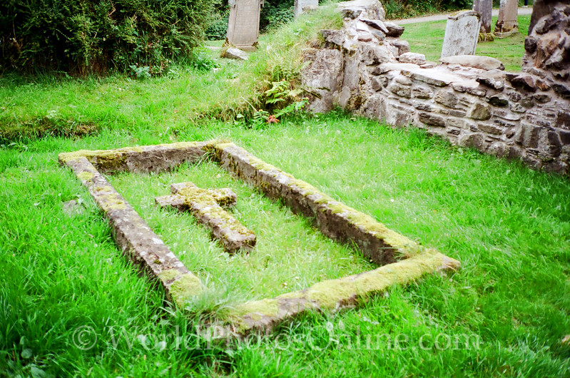 Balquhidder Churchyard Grave