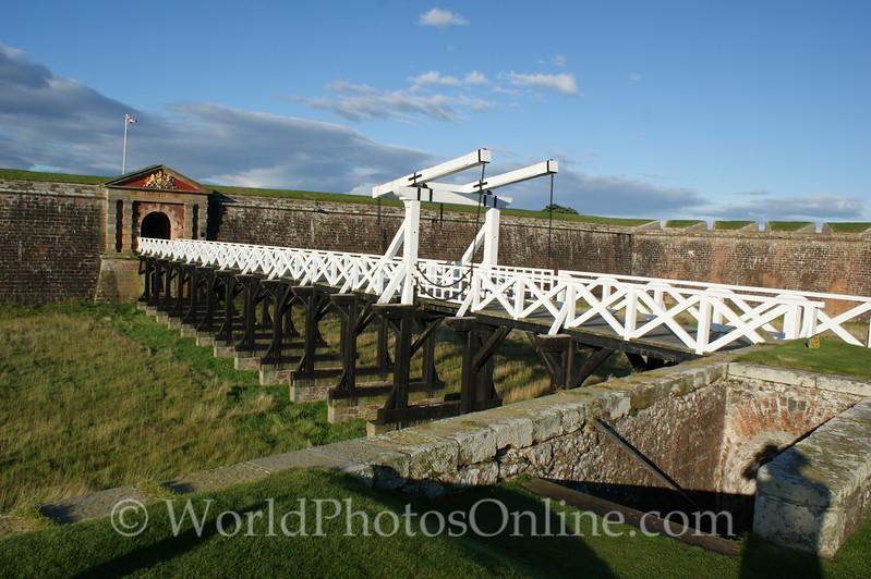 Fort George - Bridge