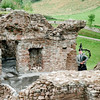Loch Ness - Urquhart Castle - The Piper