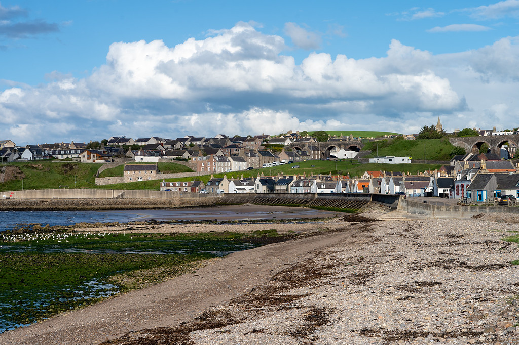 Village of Cullen, Scotlant