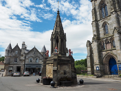 Falkland fountain