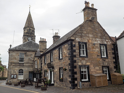 The Covenanter Hotel in Falkland