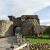 Loch Ness - Urquhart Castle - Entrance