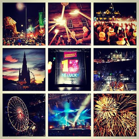 Happy New Year! Regrouping after last night #Edinburgh #Hogmanay #blogmanay