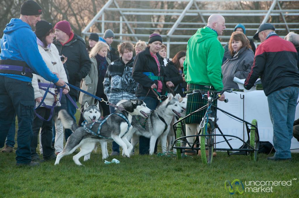 Dogmanay Races - Edinburgh, Scotland