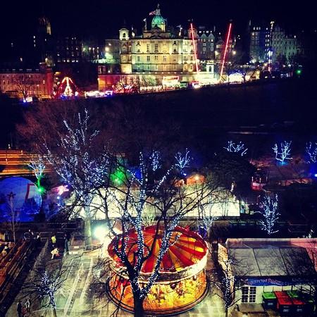 Edinburgh Celebrates Hogmanay