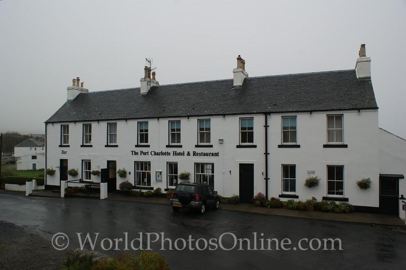 Islay - Port Charlotte Hotel
