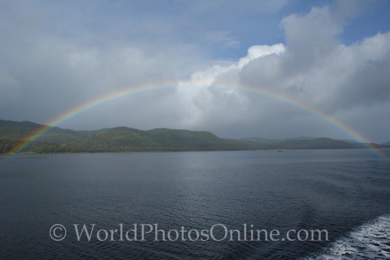 Sound of Islay - Rainbow