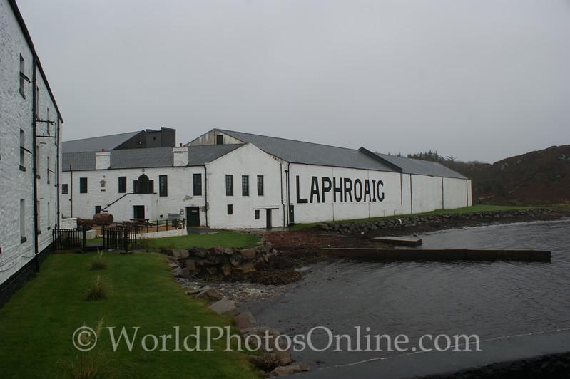 Islay - Laphroaig