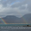 Islay - Port Askaig - Double Rainbow