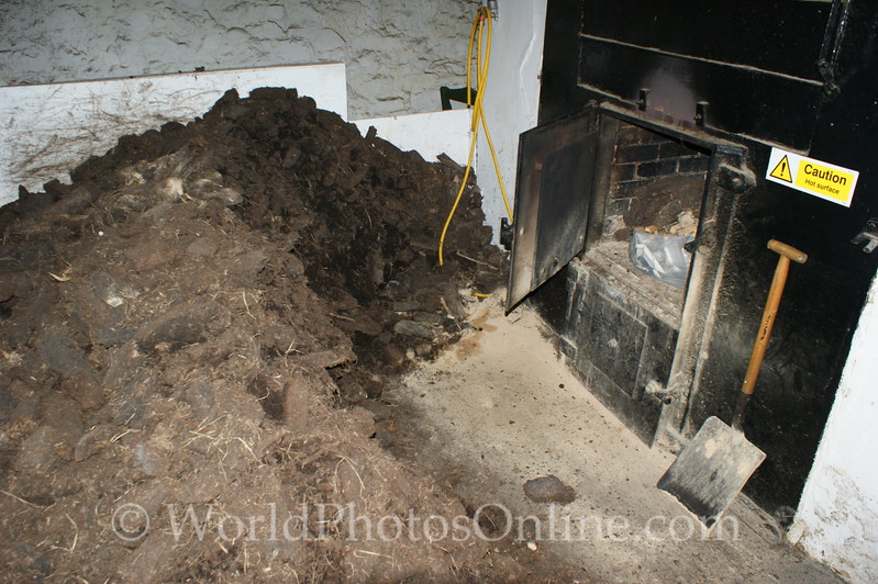 Islay - Peat for Malt Kiln