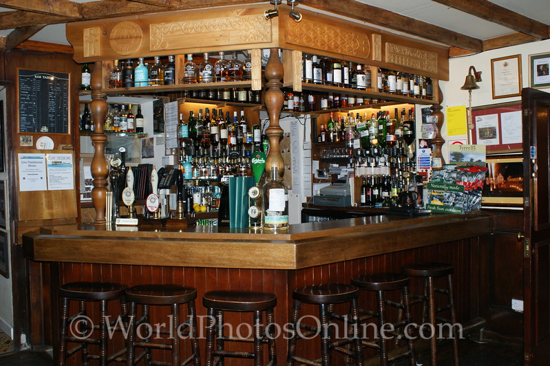 Islay - Port Charlotte Hotel - Bar