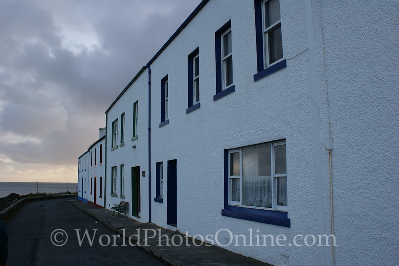 Islay - Port Charlotte - Houses