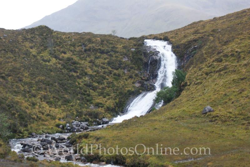 Skye - Waterfall by Sligachan