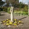 Skye - Dunvegan Castle - Garden - Sundial