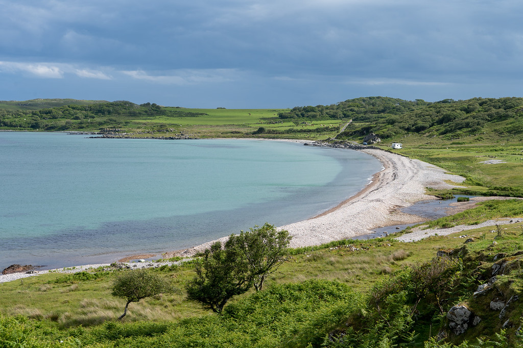 Claggain Bay on Islay