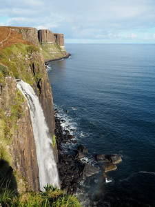 Kilt Rock and Falls, Isle of Skye