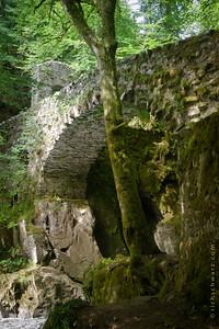 Mossy Stone Bridge