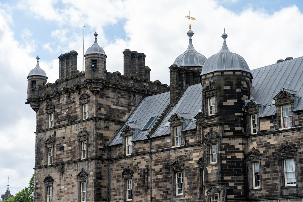 George Heriot's School in Edinburgh